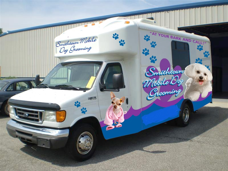 Smithtown Mobile Grooming - Home